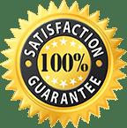 Satisfaction Guarantee Logo - Tom's Plumbing and Drain Service, LLC