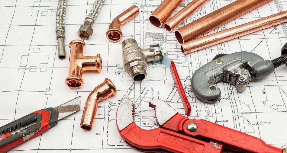 Plumbing tools and plan - Tom's Plumbing and Drain Service, LLC