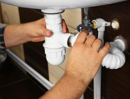 clogged sink and drain service - Tom's Plumbing and Drain Service, LLC