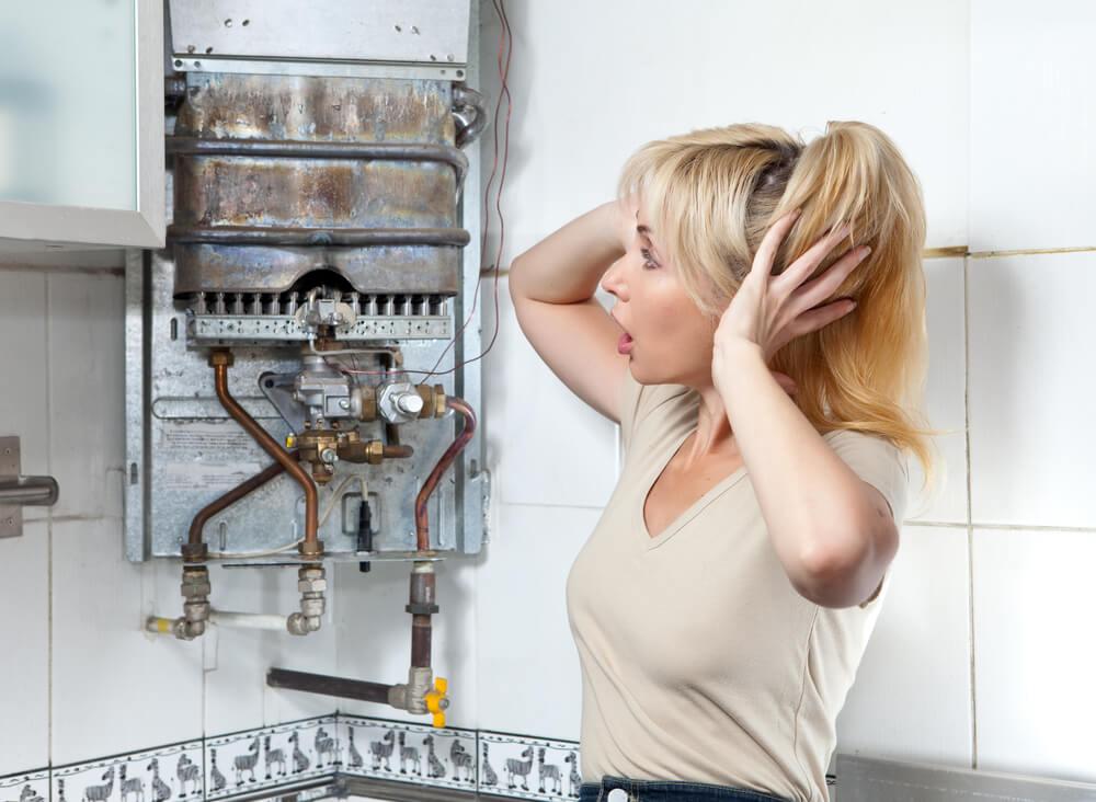 Water heater installation wrong way-tomsplumber.com