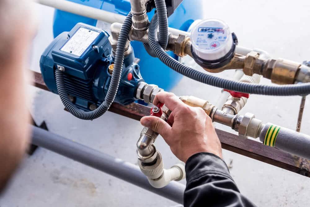 Water Meter checked-Tom'sPlumber.com