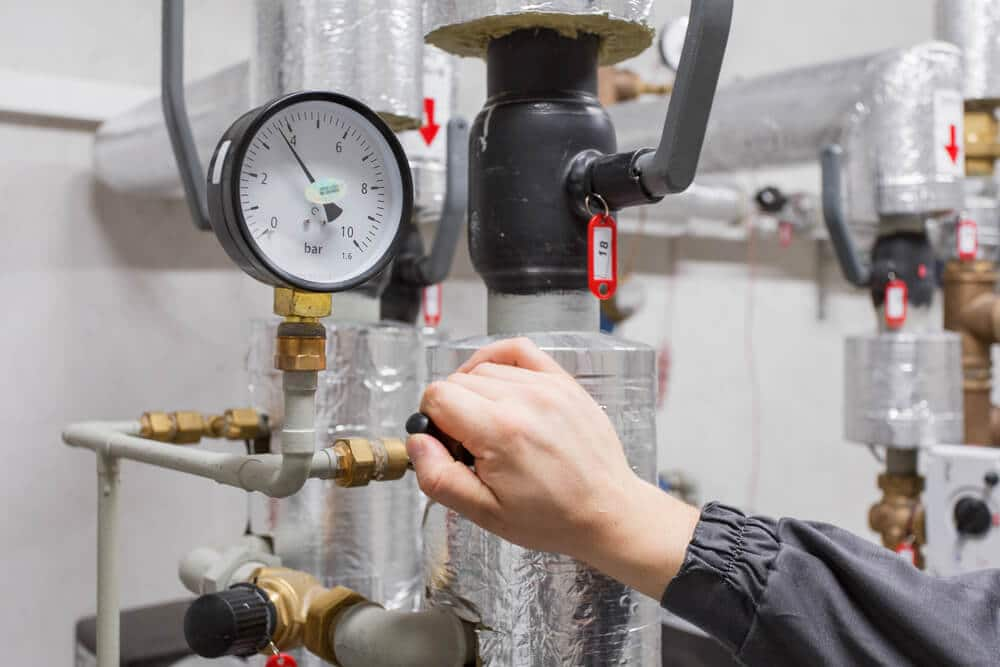 Water pressure-Toms Plumber.com